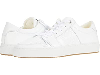 GREATS Court Leather (White) Men
