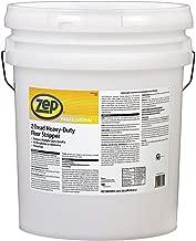 Zep Professional R03135 Z-Tread Heavy Duty Stripper, Mild Fragrance, Clear (Pail of 5 Gallons)
