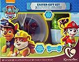 Set colazione Paw Patrol Chocolate Easter Egg Gift – Ciotola, tazza e cucchiaio.