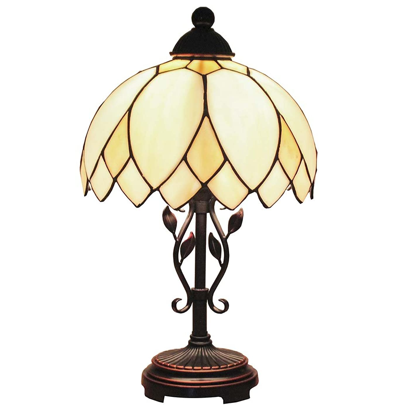 払い戻し繁栄するぬれたBIEYE照明 テーブルランプ ティファニー風 ステンドグラスランプ プレゼント 贈り物 おしゃれ E26 ベッドサイドランプ