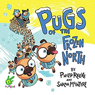 Pugs of the Frozen North cover art