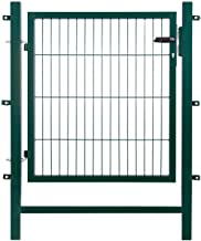 Ben Light Drahtgittertor 1m breit grün 1230mm