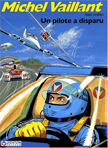 Michel Vaillant, Tome 36 : Un pilote a disparu