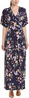 Donna Morgan womens Jersey Maxi Dress Casual Dress
