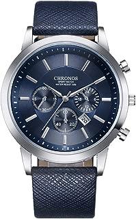 Xiangjin Wrist Watches, Watch Men Fashion Sport Quartz Clock Watches Luxury Business Watch