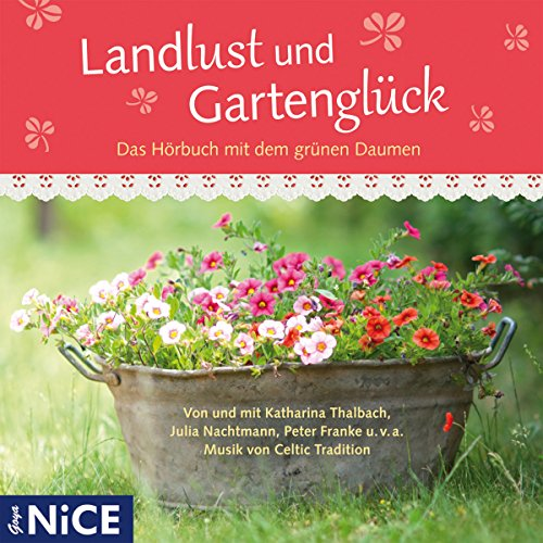 Landlust und Gartenglück Titelbild