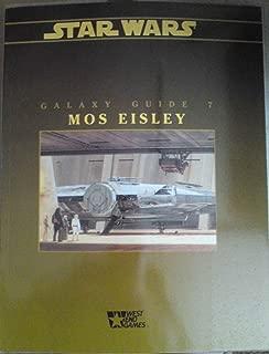 Mos Eisley (Star Wars RPG: Galaxy Guides No 7)