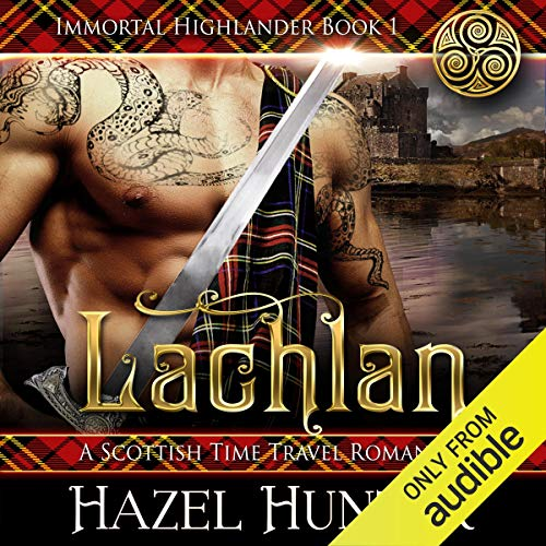 Lachlan: A Scottish Time Travel Romance Titelbild