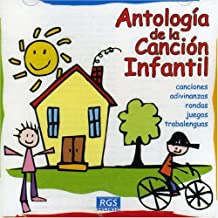 Antologia De La Cancion Infant by Antologia De La Cancion Infant (2004-06-08)
