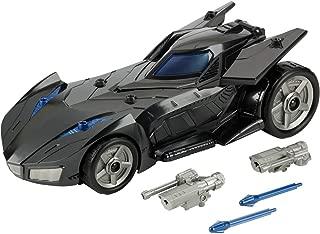 batman missions batmobile