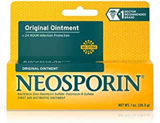 neosporin lt lip treatment discontinued?