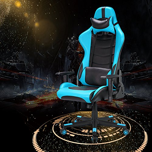 Gaming Stuhl Racing Stuhl Sportsitz Bild 6*