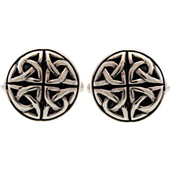 Sterling Silver Cuff Links Best Quality Free Gift Box