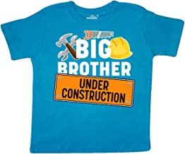 inktastic Big Brother Under Construction Toddler T-Shirt
