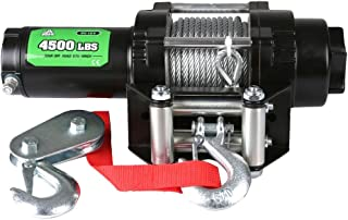 OFFROAD BOAR ATV/UTV Steel Cable Electric Winch 4500lbs/2041kg (H)