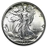 1944 Walking Liberty Half Dollar 50c Gem Uncirculated/BU