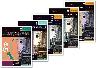 Faber Piano Adventures - Piano Literature Complete Books Set