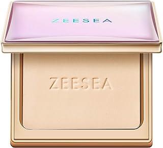 ZEESEA(ズーシー)メタバースピンクシリーズ アストロダストパウダーファンデーション くずれにくい きれいな素肌質感パウダーファンデーション(20#ピンクナチュラル)8g