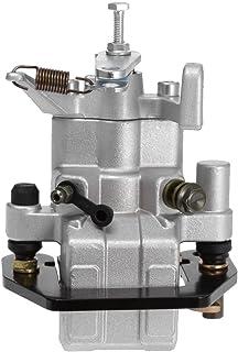 New Rear brake caliper with Pads Replaces for Yamaha UTV Rhino 660 YXR660 2004-2007, Rhino 450 YXR450 2006-2009