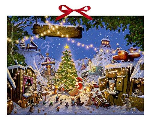 Weihnachtsmarkt der Tiere