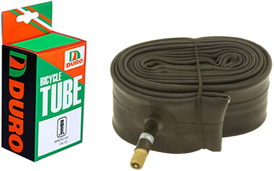 """2Pack Bicycle Tube 26/"""" x 1.75/""""//1.90/""""//1.95/""""//2.10/""""//2.125/"""" Schrader Valve 33mm"""