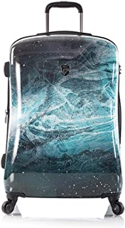 """Turquoise Stone 21"""" Fashion Spinner Carry-on"""