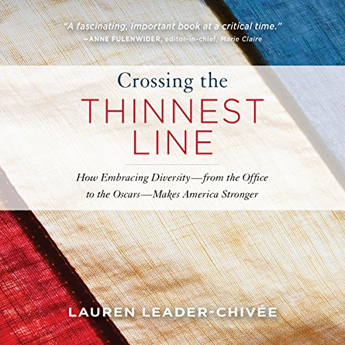 Crossing the Thinnest Line audiobook cover art