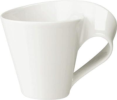 【正規輸入品】 Villeroy & Boch(ビレロイ&ボッホ) マグカップ ニューウェイブカフェ スモール ホワイト 250ml 電子レンジ 食洗機対応 1024849631