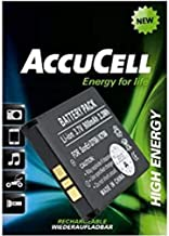 Accucell - Batería de Repuesto para Sony Ericsson BST-37 I (Ion de Litio, 3,7 V, 900 mAh)