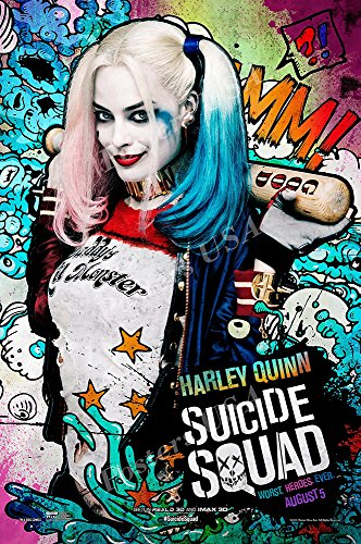 61p3Kn8Oy6L Harley Quinn Suicide Squad Posters