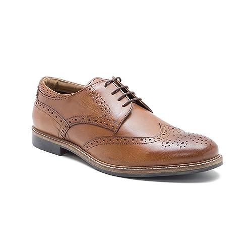 Mens Tan Shoes  Amazon.co.uk 6b365ee5e