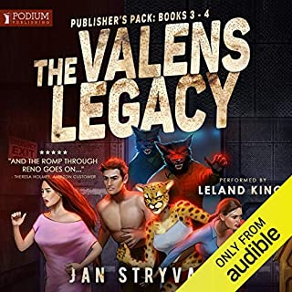 The Valens Legacy: Publisher's Pack 2 cover art