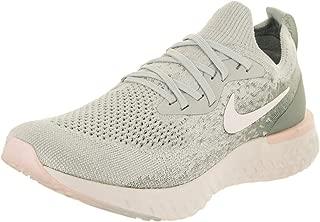 Nike Women's Epic React Flyknit Running Shoe 7.5 Grey