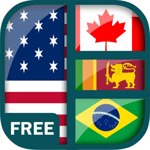Guess The Country : World Flag Logo Quiz Game
