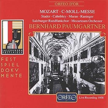 "Mozart: Mass in C Minor, K. 427 ""Great"" (Live)"