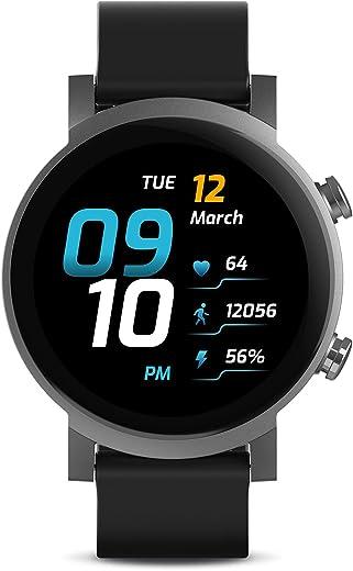 Ticwatch E3 Smart Watch Wear OS by Google Watch for Men and Women Qualcomm Snapdragon Wear 4100 Platform Health Monitor Fitness Tracker GPS NFC Mic...