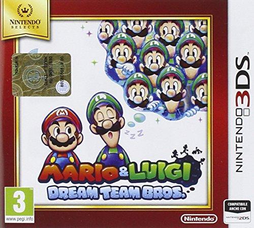 Mario & Luigi: Dream Team Bros - Nintendo Selects - Nintendo 3DS