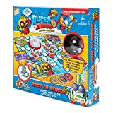 SuperZings- Professor K Juego de Mesa – Race to Rescue-Castellano (CEF21651), Multicolor (Cefa...