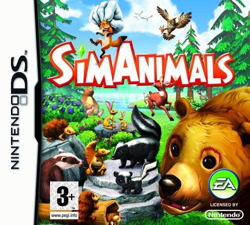 SimAnimals (Nintendo DS) [import anglais]