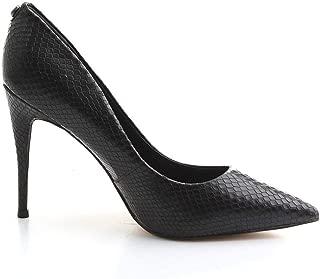 Guess Luxury Fashion Womens FL7OK6LEP08BLACK Black Pumps | Fall Winter 19