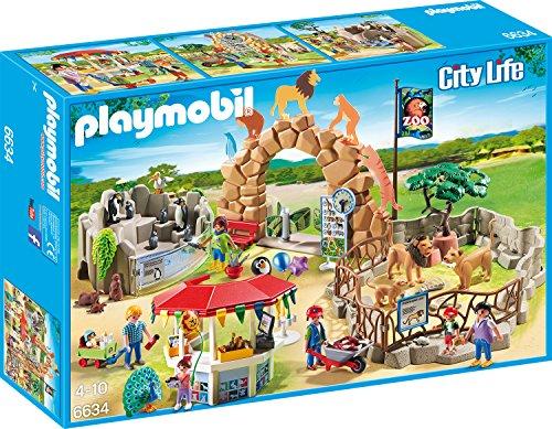 Playmobil 6634 - Mein großer Zoo