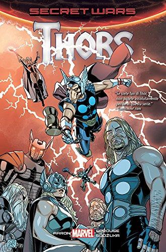 Thors. Secret wars