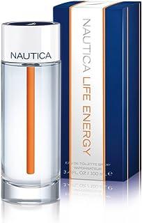Nautica Life Energy Eau de Toilette Spray for Men, 3.4 Ounce