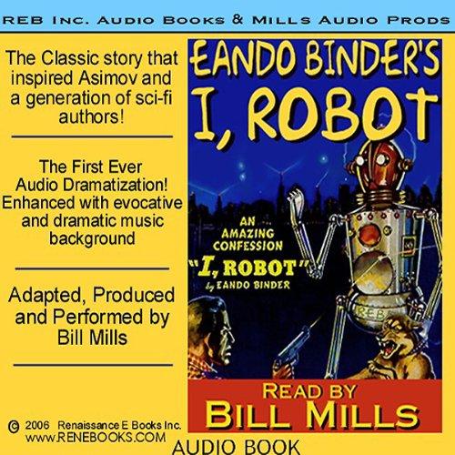 I, Robot cover art