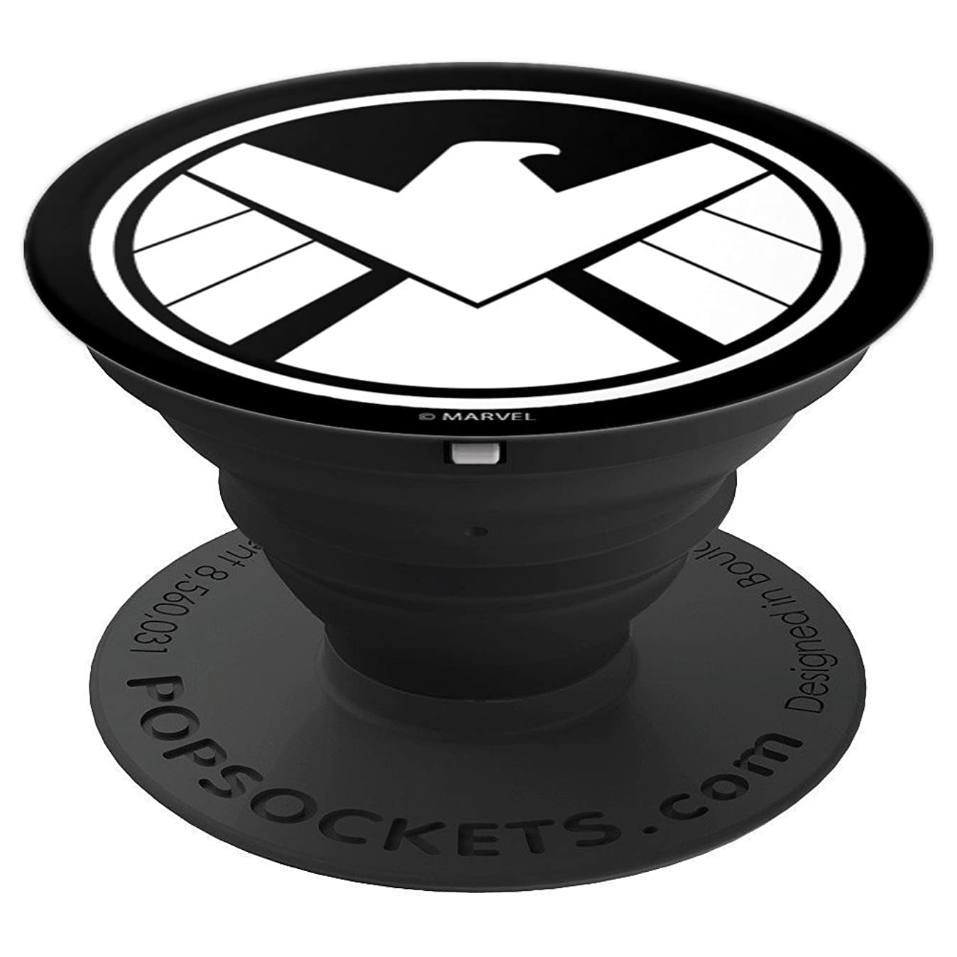 Marvel Avengers Shield Icon - PopSockets Grip and Stand for Phones and Tablets g7344289266