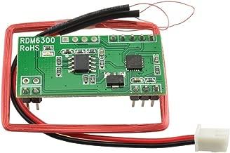 HiLetgo 125 KHZ EM4100 RFID Card Read Module RDM6300 RF Module (UART) Compatible Arduino