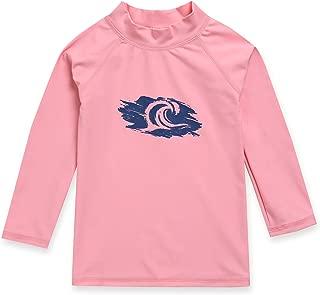 Vaenait baby 2T-7T Boys & Girls UPF 50+ Long Sleeve Rashguard Swim Shirt Quick Dry