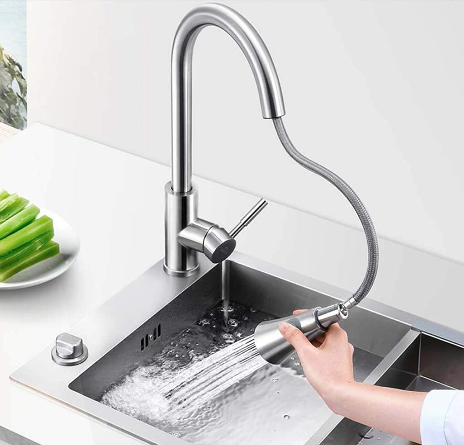 XRFHZT redary faucet hot and cold kitchen faucet sink faucet sink faucet