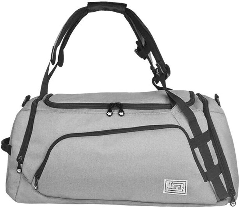 ZL Reisetaschen Taschen Sporttaschen Sporttaschen Sporttaschen Sporttaschen Reisetaschen Große Kapazität Schultertaschen Reisetaschen Männer Und Frauen Reisetaschen B07FC7ZTL5  Neues Design ccfb5c