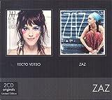 ZAZ - RECTO VERSO - Coffret 2 CD Original Limited Edition